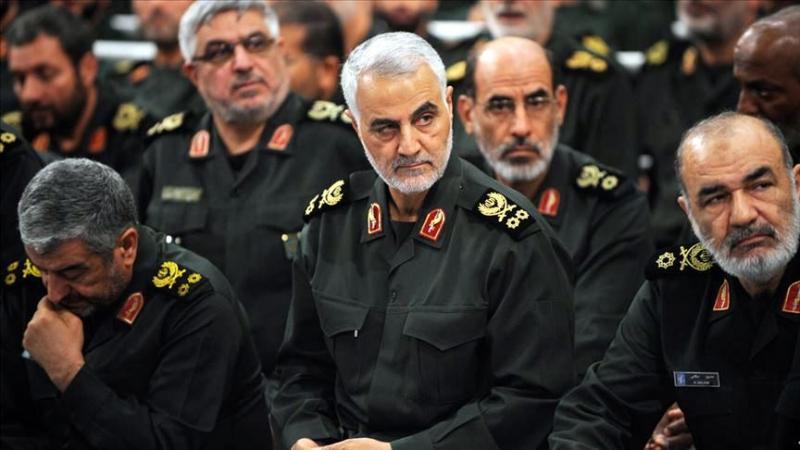 İran Devrim Muhafızları komutanı Kasım Süleymani, Suriye'ye yönetimine destek için Hizbullah'ı seferber etti, çok sayıda Afganistanlı ve Iraklı .jpg