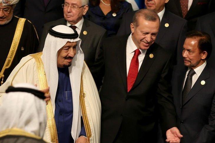 Suudi Arabistan Kralı Salman ile Cumhurbaşkanı R. T. Erdoğan, eski dostlar arasına Ihvan meselesi girdi_.jpg