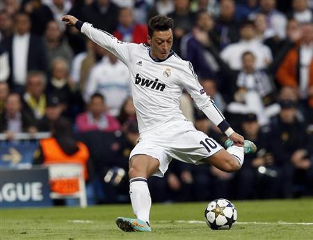 Mesut Özil-Real Madrid-Reuters.jpg