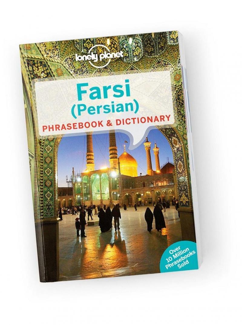 Farsi-(Persian) Phrasebook rehber kitabın kapağı .jpg