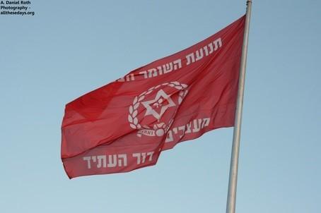 HaŞomer HaTzair Bayrağı.jpg
