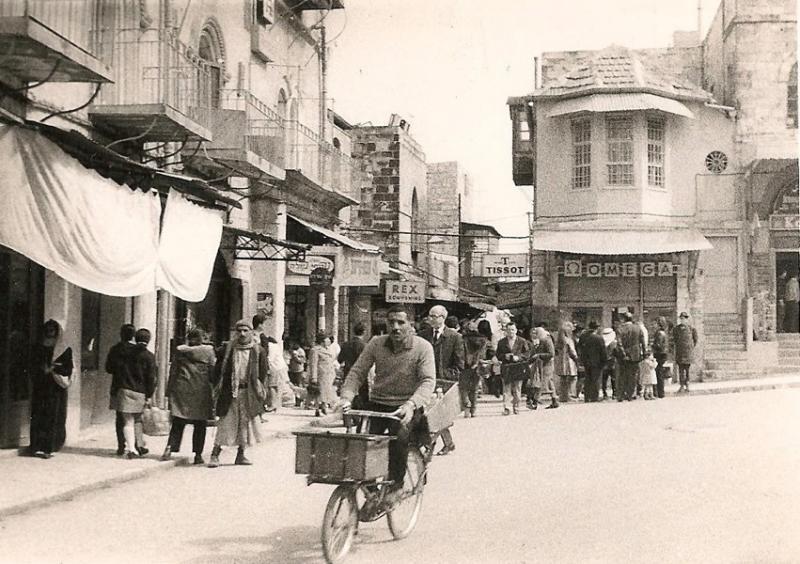 Roz Kohen'in kadrajından Eski Kudüs.jpg