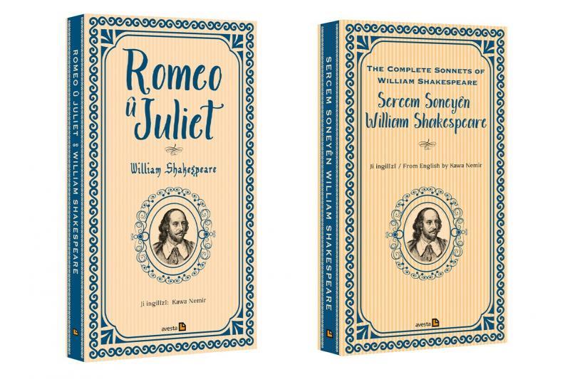 Shakespeare'in tüm külliyatı Kürtçe'ye çevriliyor / Fotoğraf: Avesta Yayınları