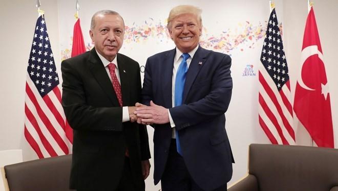 Cumharbaşkanı Erdoğan ve ABD Başkanı Trump-Kişiselleştirilmiş diplomasi, Biden döneminde işe yaramayabilir.jpg