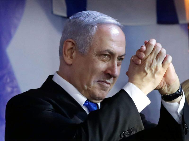İsrail Başbakanı Binyamin Netanyahu-Son dramatik gelişmelerden kazançlı çıktı .jpg