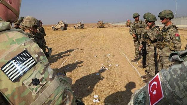 Rojava'daki Amerikan ve TSK birimleri- Türkiye, ABD, Rusya ve Kürtler için en kaotik bölge.jpg
