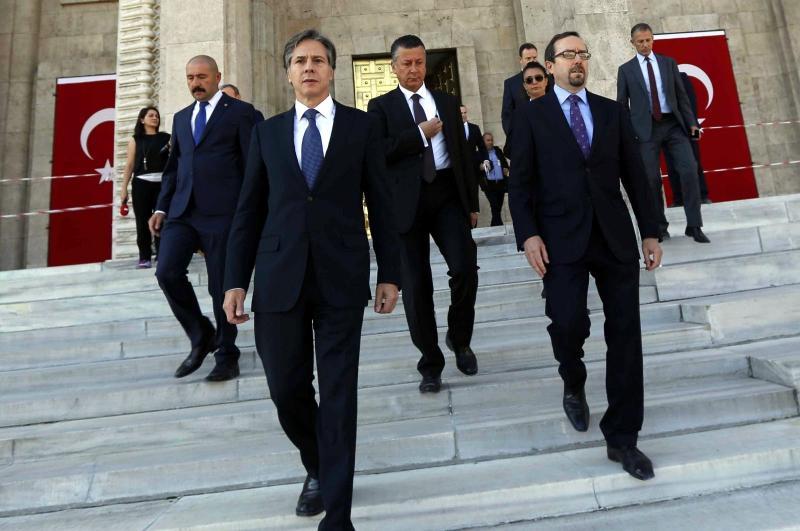 Yeni ABD Dışişleri Bakanı Antony Blinken-Türkiye'yi bir müttefik gibi davranmamakla eleştirdi..jpg