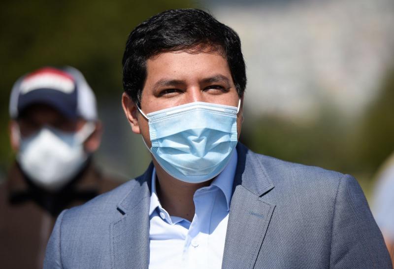 Andres Arauz, Santiago Arcos  Reuters.jpg