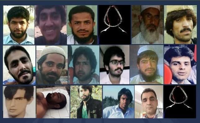 Son iki ayda 19 Sünni Beluç idam edildi