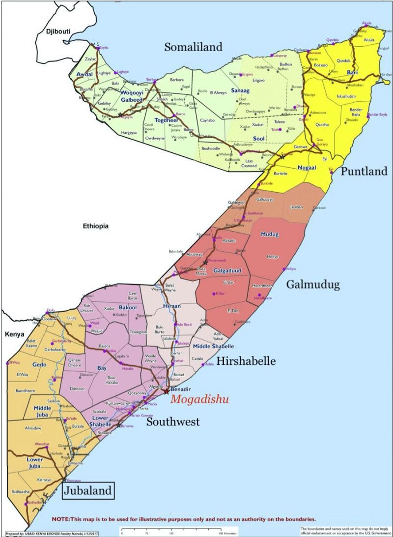 Somali federe bölgeler haritası. USAID (2017).jpg