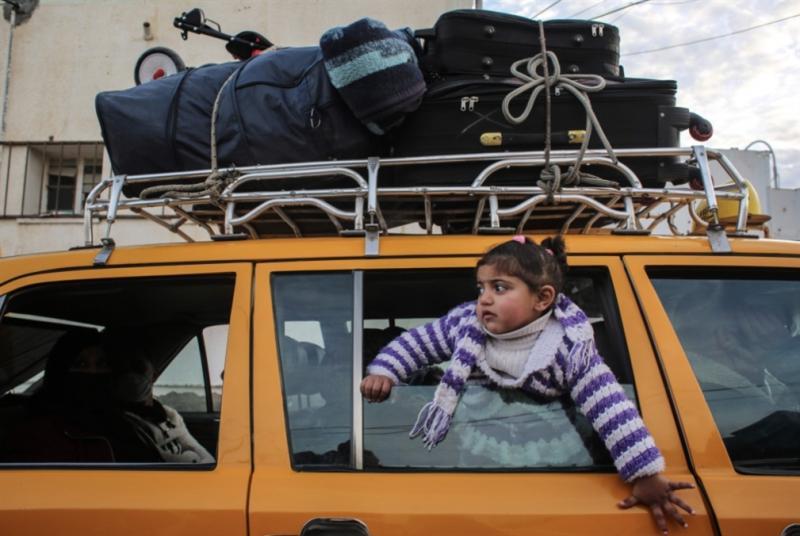 Mısır, yeniden Refah sınır kapısını açtı-foto AFPjpg.jpg
