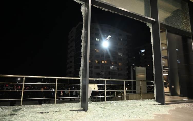 Uluslararası Erbil Havaalanı'na füze saldırısı düzenlendi
