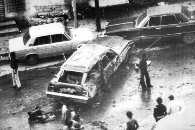 Selame'nin arabasının patlamadan sonraki hali.jpg