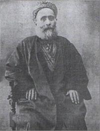 Suriye'deki Arap dili ve edebiyatının başta gelen bilgelerinden Şeyh Tahir El Cezayiri-wikipedia.org_.jpg