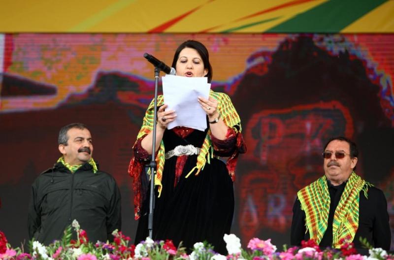 Öcalan'ın Diyarbakır'da okunan Nevruz mektubu