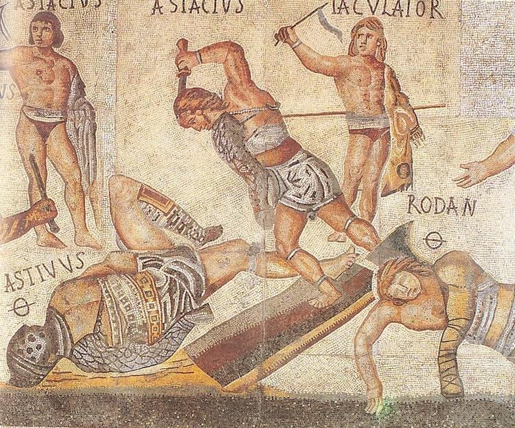 Antik Roma'da zorunlu şiddet.jpg