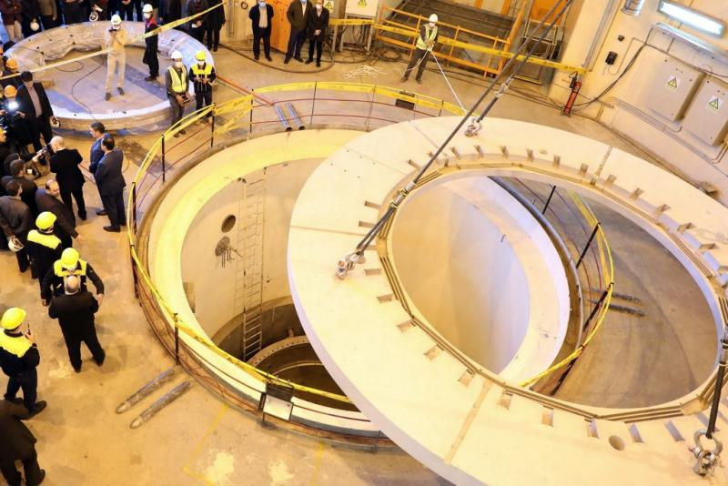 İran'ın Arak bölgesindeki nükleer reaktör-kaynak-AFP.jpg