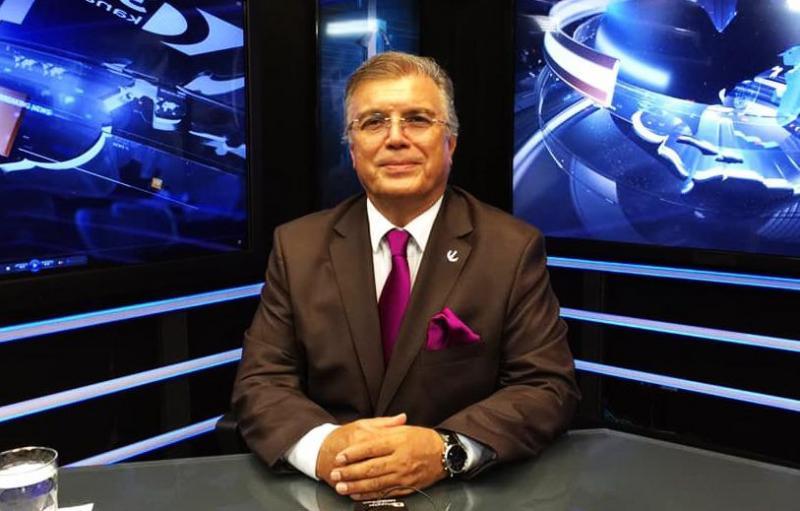 Yeniden Refah Partisi Genel Başkan Yardımcısı Prof. Dr. Doğan Aydal /