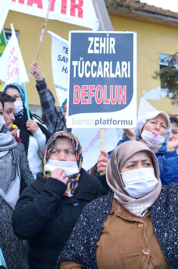 Bartın Platformu Amasra Hattat Holding protesto 2.JPG