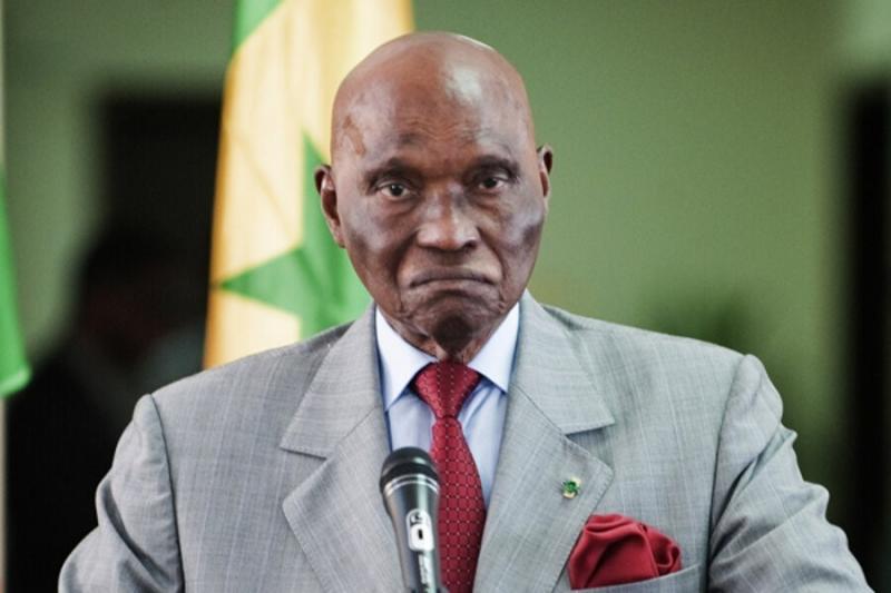 Senegal Üçüncü Cumhurbaşkanı Abdoulaye Wade. Fotoğraf Gianluigi Fuercia AFP.jpg