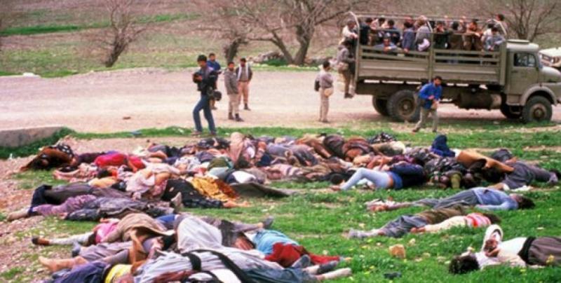 Halepçe katliamı 33 yılında