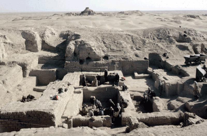 Antik Nippur (Niffer) Irak.png