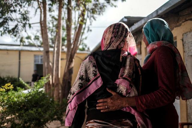 Cinsel şiddete maruz kalan Etiyopyalı kadınlar için sığınma evleri açılıyor-fotoğraf-AFP_.jpg