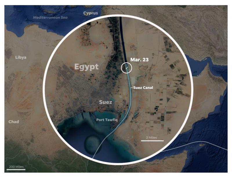 10 soruda Süveyş Kanalı krizi hakkında merak edilen her şey | Independent Türkçe