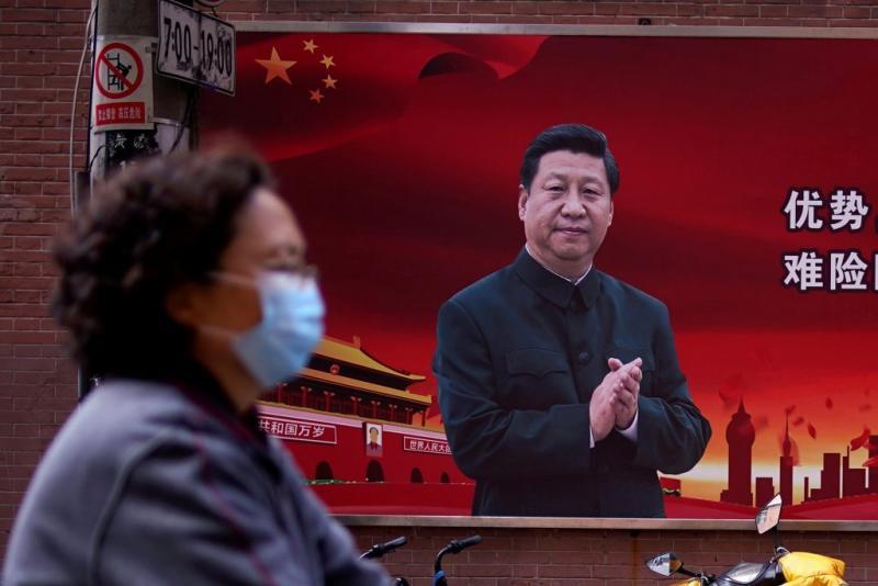 COVID-19 sonrası senaryolarda Çin'in dünya liderliğinde ilk sırada olacağı varsayılıyor-foto Aly Song-Reuters.jpg