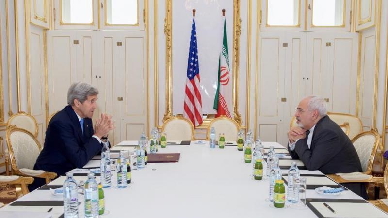 John Kerry - Muhammed Cevad Zarif