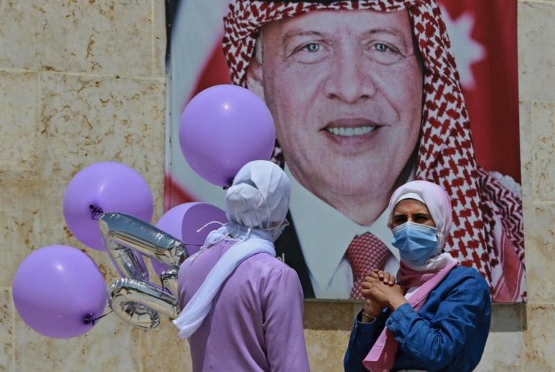 Kral II. Abdullah, darbe sonrası hasarın giderilmesine çalışacak-fotoğraf-AFP.jpg