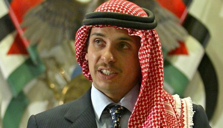 Prens Hamza, Genelkurmay'ın evde kalma talimatını önce reddetti, sonra emre uydu-fotoğraf, Reuters_.jpg