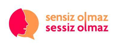 Sensiz Olmaz Sessiz Olmaz projesi logo SOSO.jpg