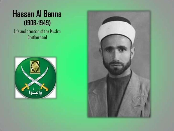 İhvan'ın Kurucu lideri Hasan El Benne'nin az bilinen gençlik fotoğrafı.jpg