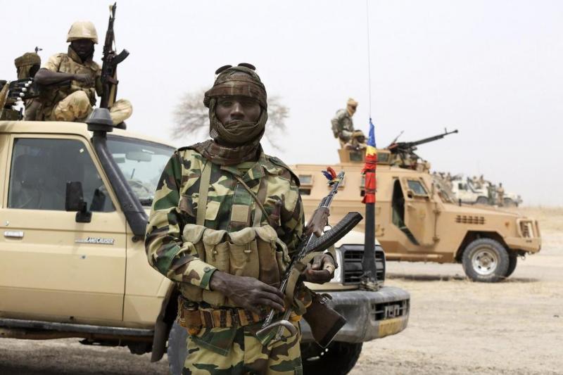 Cumhurbaşkanı cephede öldürülen Çad'da karışıklık sürüyor