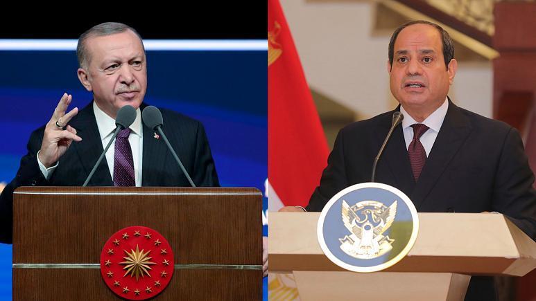 Recep Tayyip Erdoğan - Abdülfettah el-Sisi