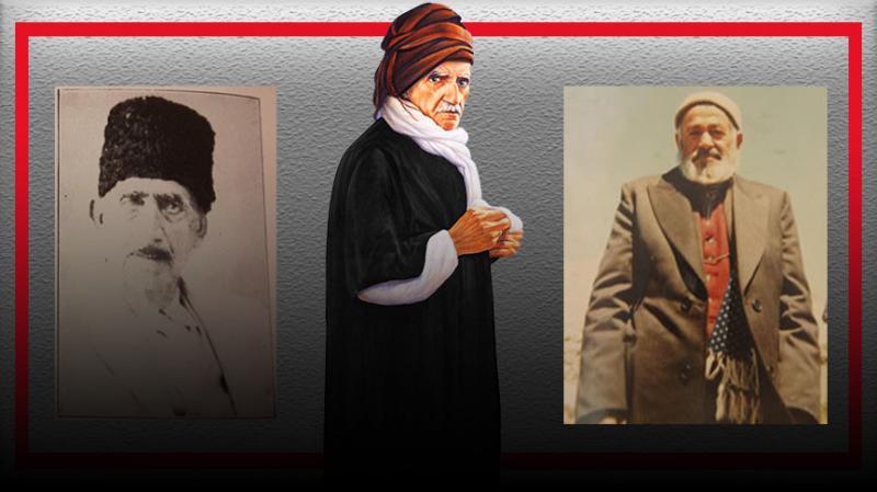 Hamidiye Alayı Komutanı Hüseyin Paşa ile kankardeşi Said-î Kurdî, Ermeni sivilleri korudular.jpg