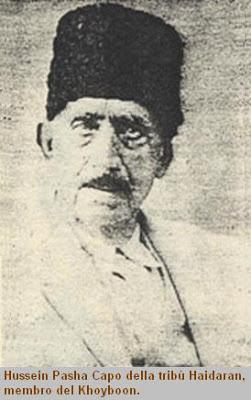 Hamidiye Alayları Komutanı Hüseyin Paşa, Ermeni sivilleri koruma uğruna akrabalarıyla çatıştı.jpg