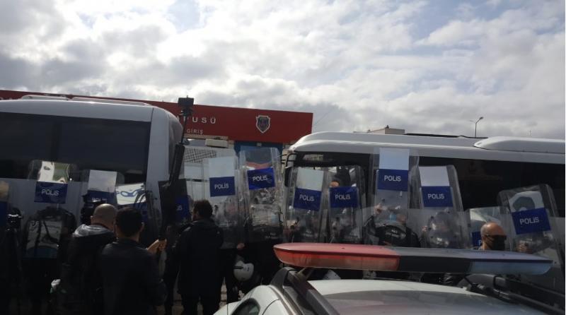 108 kişinin yargılandığı Kobani davası başlıyor