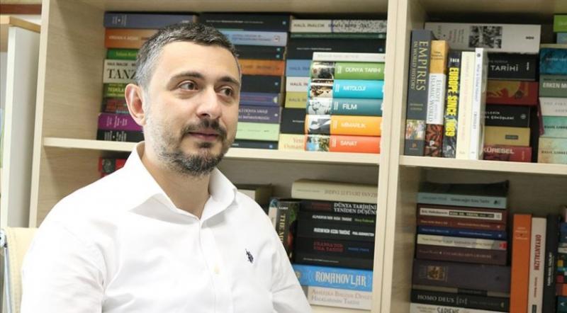 Mustafa Serdar Palabıyık
