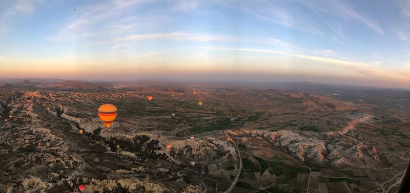 Kapadokya Foto: Gökçen Tuncer