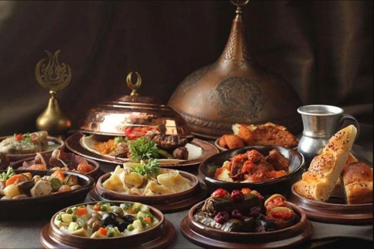 Osmanlı Saray Mutfağı Golden Chef goldenchef.com.tr