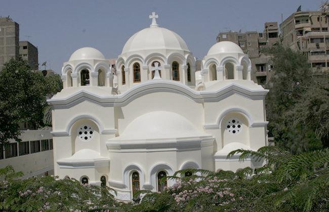 Kahire'deki El Zeytun semti farklı dinleri, ibadethaneleri ve etnik toplulukları barındırıyor. .jpg