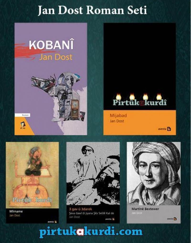 Kobanili Yazar Jan Dost, eserlerinde Kürt-Ermeni dostluğunu  ön plana çıkarmıştır.jpg