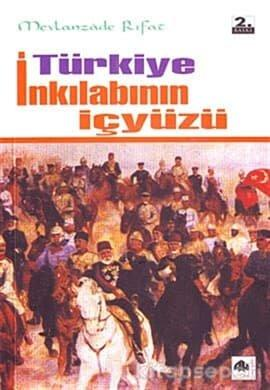 Mevlanazade Rıfat, bu kitabında Ermeni meselesini değerlendiriyor. .jpg