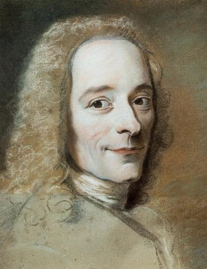 İlk Gece Hakkı kavramını ilk kullanan şahsiyet Voltaire-1762.jpg