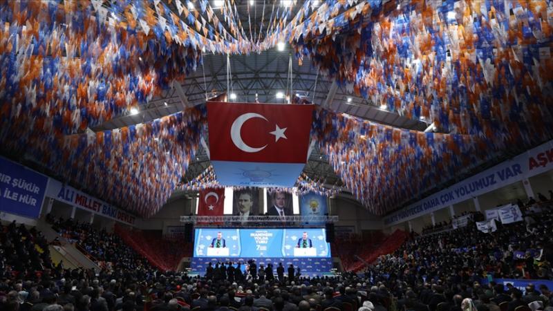 AK Parti kongresi