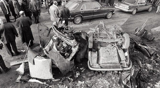 Uğur Mumcu'nun suikaste uğradığı araç