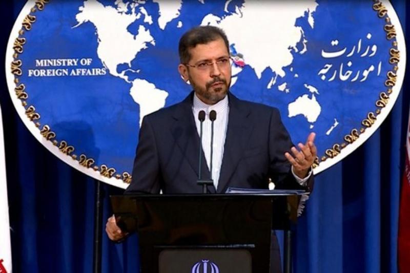 İran Dışişleri Bakanlığı sözcüsü Said Hatipzade Suudi Arabistan ile görüşmeleri doğrulamıştı-Kaynak-Pars Haber Ajansı_.jpg