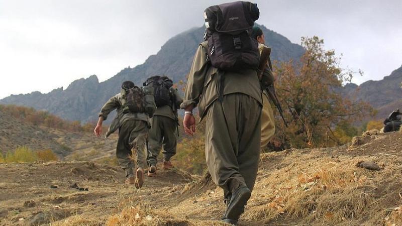 PKK mensupları